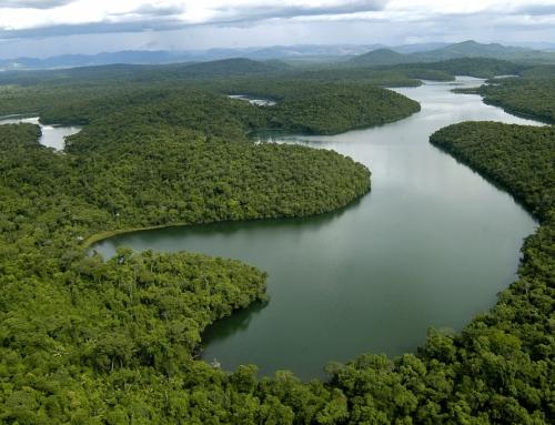 Uso do Solo e Recursos Hídricos do Estado de Minas Gerais