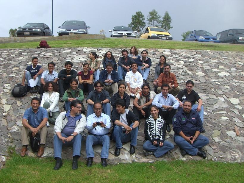 Curso de Dinamica EGO, Universidade Autonoma do Mexico, Morelia, 2008