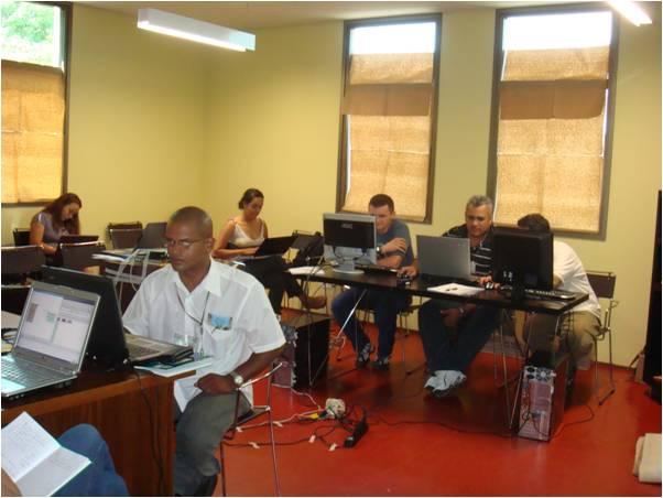 Curso de Dinamica EGO, Rio Branco, Acre, 2008